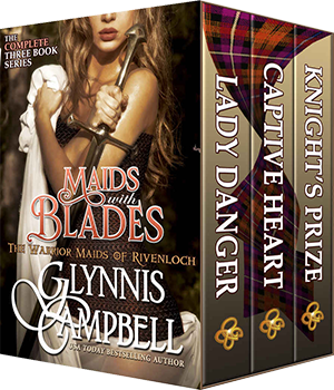 Maids with Blades