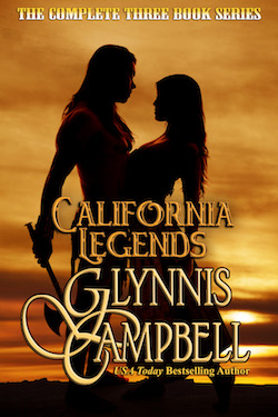 California Legends by Glynnis Campbell
