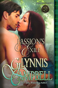 Passion's Exile by Glynnis Campbell