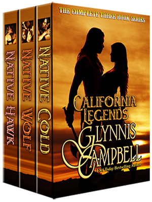 California Legends Boxed Set