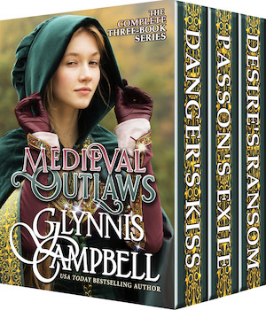 Medieval Outlaws Boxed Set