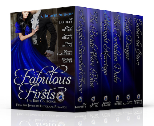 Fabulous Firsts: The Blue Collection