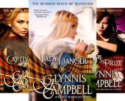 The Warrior Daughters of Rivenloch