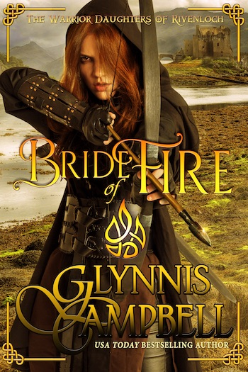 Bride of Fire by Glynnis Campbell