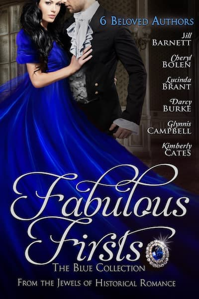 Book cover for Fabulous Firsts: The Blue Collection