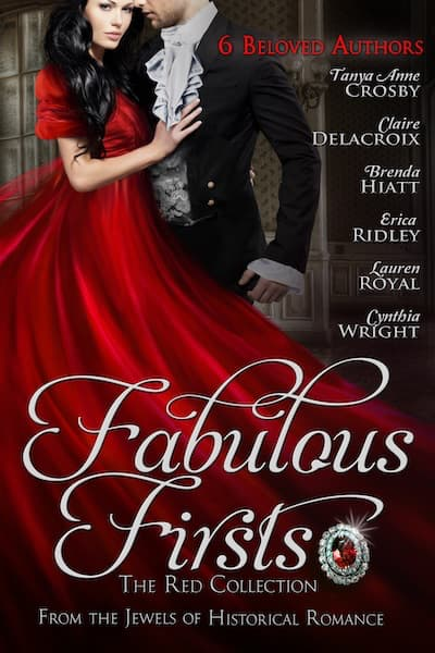 Book cover for Fabulous Firsts: The Red Collection