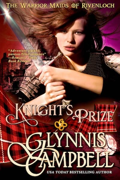 Knight's Prize (Warrior Maids of Rivenloch) by Glynnis Campbell
