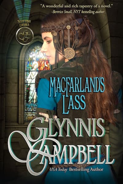 Book cover for MacFarland's Lass (Scottish Lasses) by Glynnis Campbell