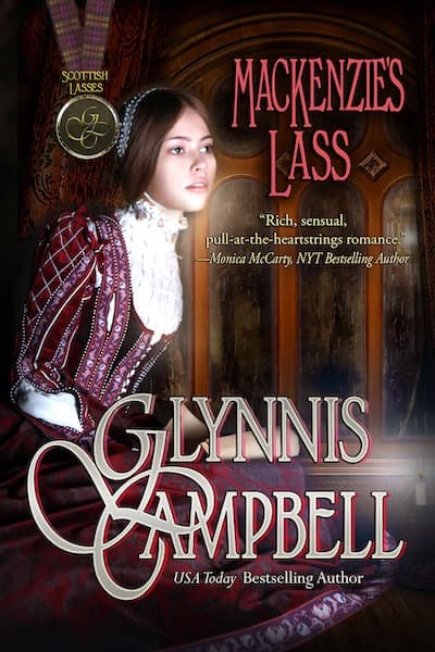 Book cover for MacKenzie's Lass (Scottish Lasses) by Glynnis Campbell