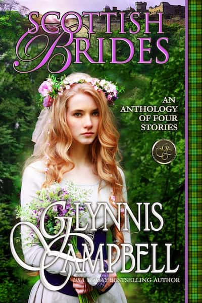 Book cover for Scottish Brides by Glynnis Campbell