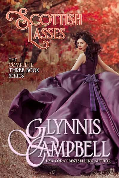 Book cover for Scottish Lasses Boxed Set by Glynnis Campbell