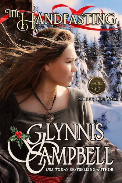 The Handfasting (The Knights of de Ware) by Glynnis Campbell