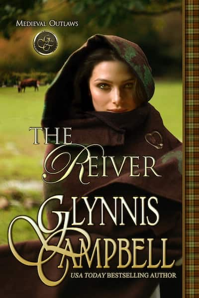 Book cover for The Reiver (Medieval Outlaws) by Glynnis Campbell